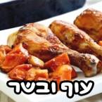 �תכוני עוף ובשר