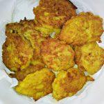 מתכון לביבות תפוחי אדמה ופטריות