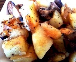 תפוחי אדמה מבושלים