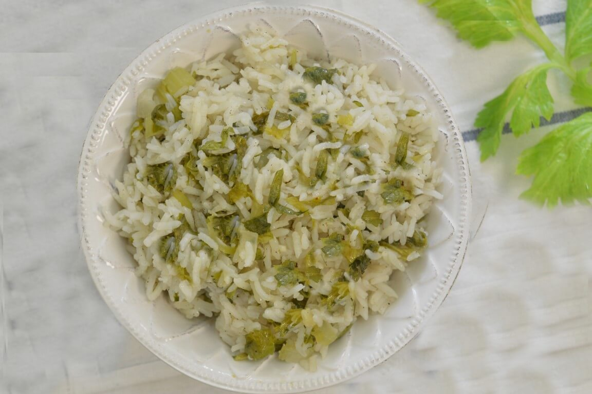 אורז ירוק