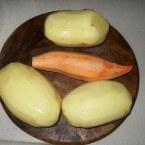 """קולפים תפו""""א ופירה"""