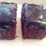 עוגת שוקולד ללא סוכר