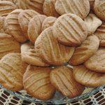 עוגיות קינמון ללא סוכר