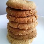 עוגיות טחינה ללא גלוטן