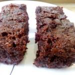 עוגת שוקולית ללא גלוטן