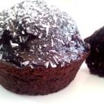 עוגת שוקולד-קוקוס ללא גלוטן