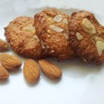 עוגיות שקדים טחונים ללא גלוטן