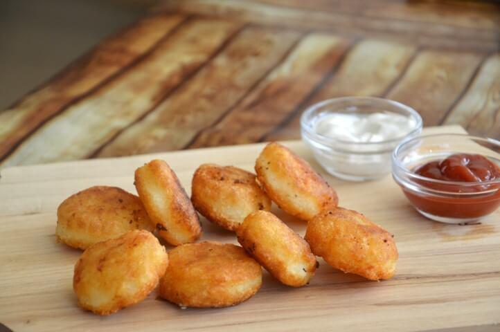חטיפי תפוחי אדמה