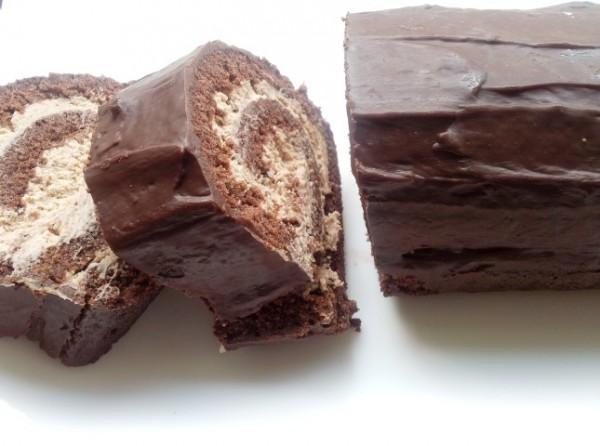 רולדת שוקולד