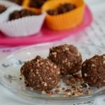 כדורי שוקולד פצפוצי אורז