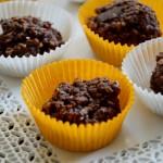 ממתק שוקולד ופקאן