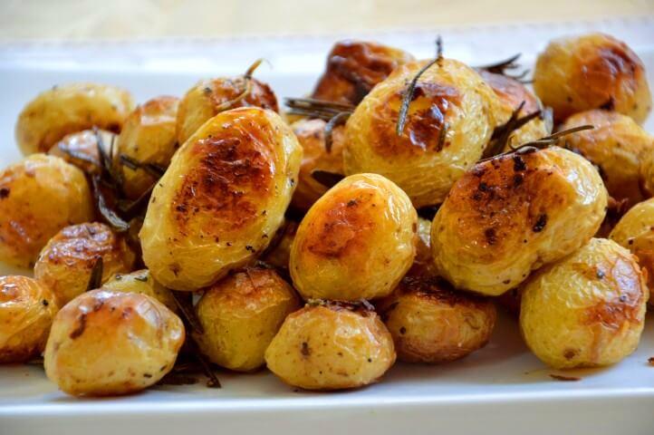 תפוחי אדמה ברוזמרין