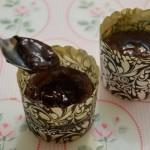 סופלה שוקולד כשר לפסח