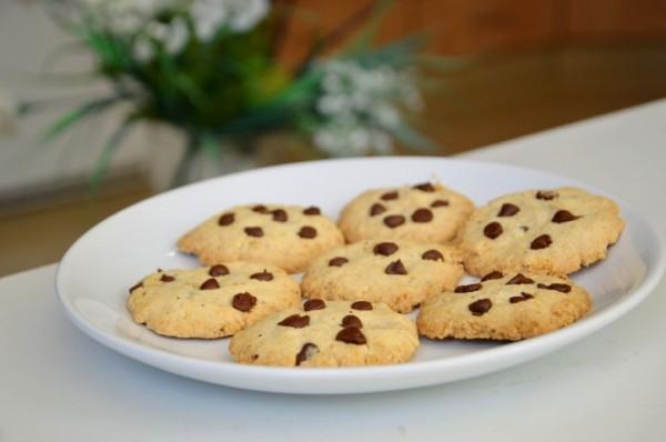 עוגיות שוקולד צ'יפס לפסח