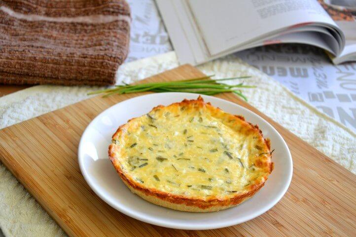 קיש גבינות ועירית מבצק מלוואח