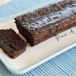 עוגת פרג ושוקולד