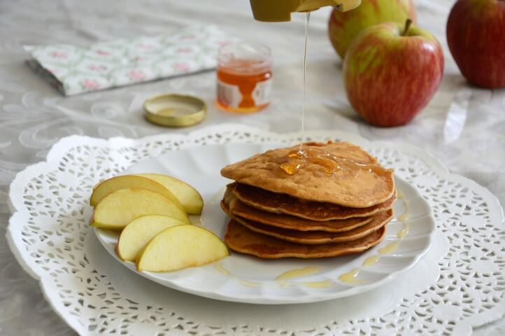 פנקייק תפוחים