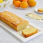 עוגת סולת תפוזים