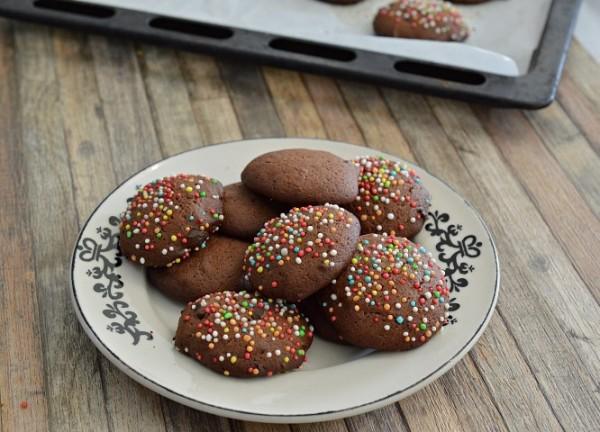 עוגיות שוקולית