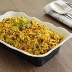 אורז עם פרגיות, עדשים וגזר