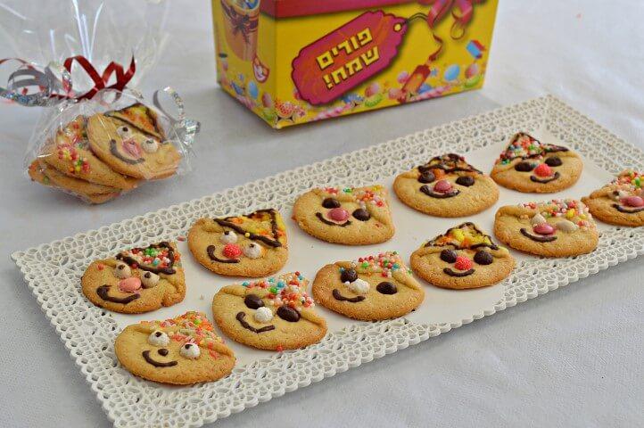 עוגיות ליצן
