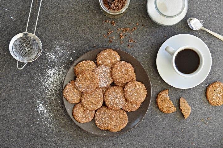 עוגיות קפה
