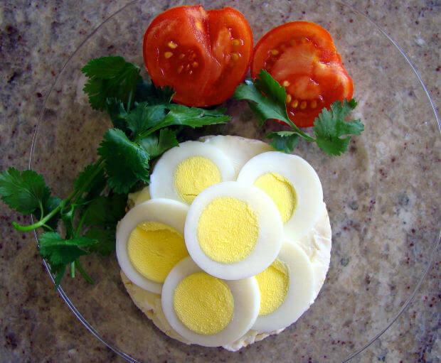 איך מכינים ביצה קשה