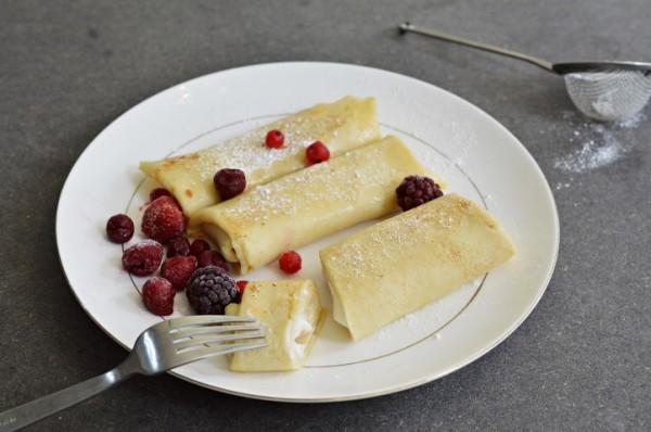 בלינצ'ס גבינה