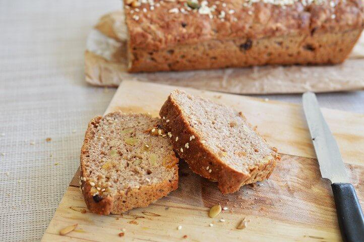 לחם מקמח מלא
