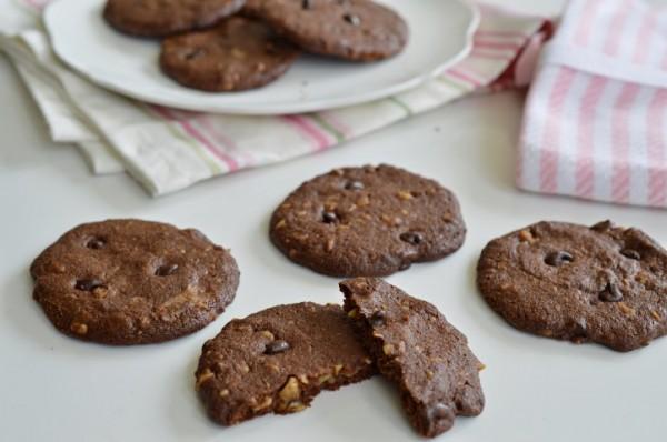 מתכון לעוגיות שוקולד