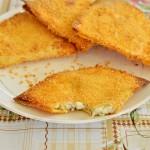 טורטיה במילוי גבינות