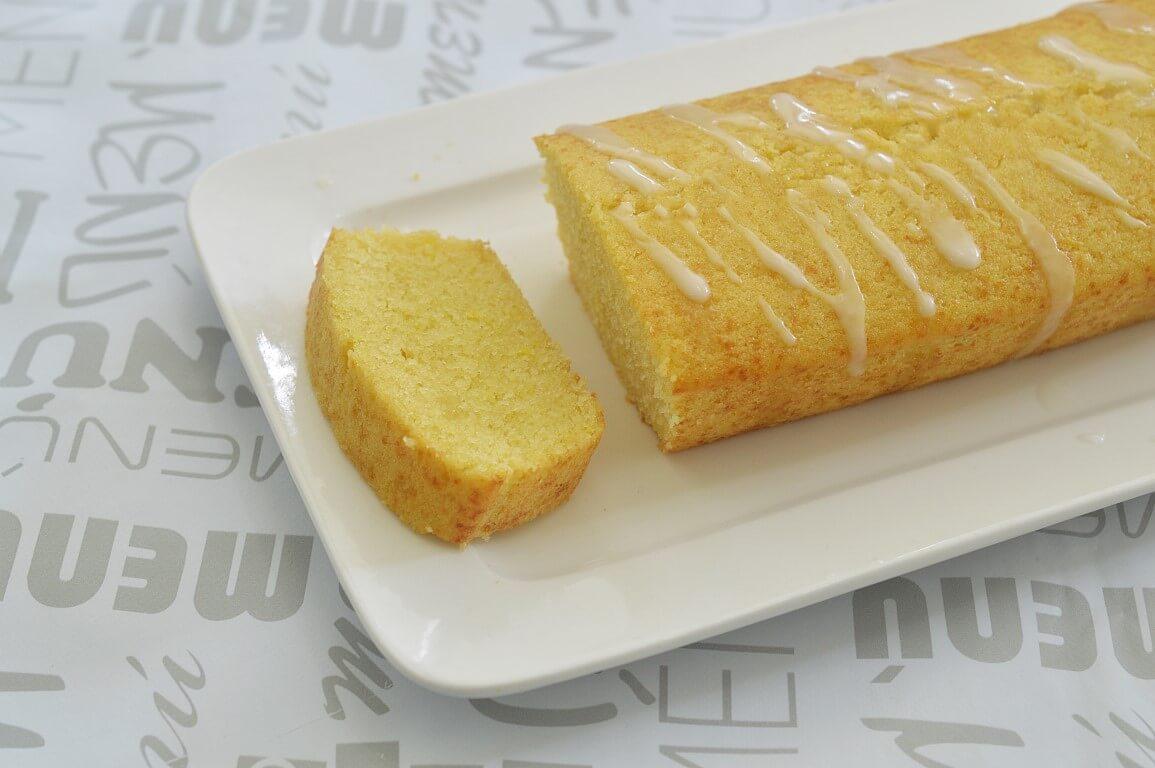 עוגת חמאה ולימון