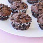 מאפינס שוקולד לפסח