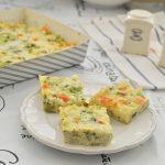 פשטידת ירקות ללא גלוטן