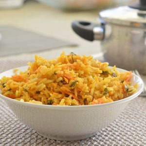 אורז בסגנון הודי