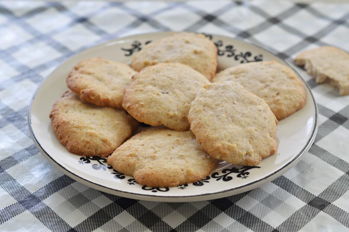 עוגיות מקמח תפוחי אדמה