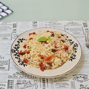 אורז בנוסח איטלקי
