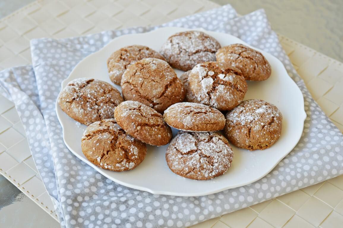 עוגיות סילאן ושקדים