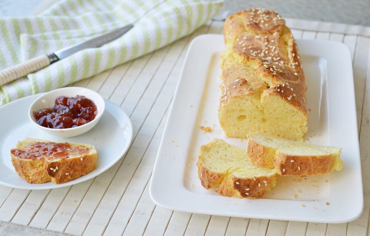 לחם ללא גלוטן