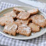עוגיות קוקוס מקמח כוסמין