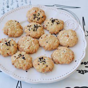 עוגיות גבינה מלוחות