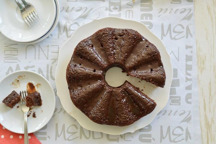 מתכון לעוגת שוקולד פשוטה