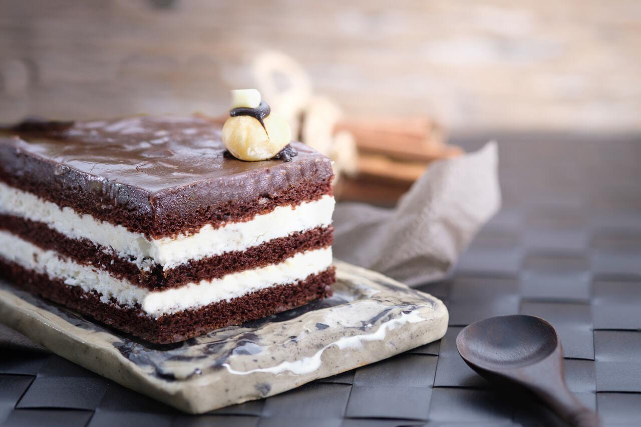 עוגת טורט שכבות