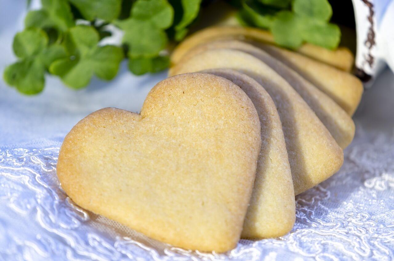 עוגיות לימון ללא גלוטן