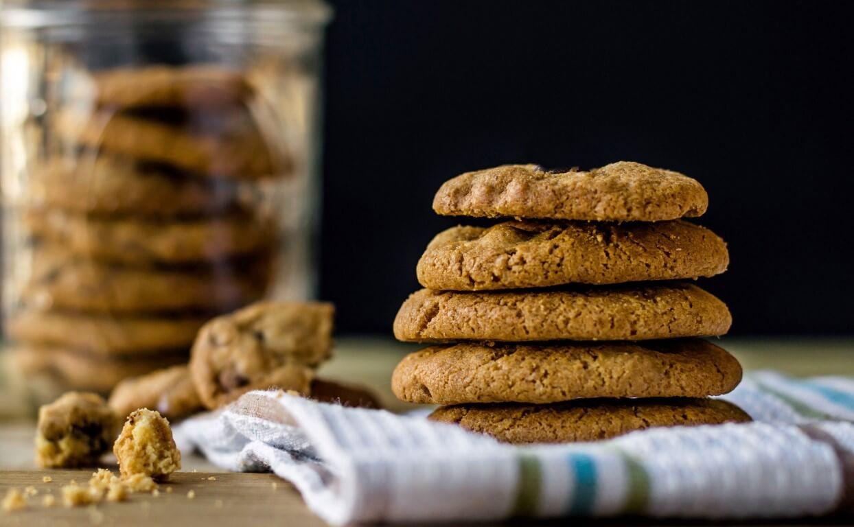 עוגיות קוקוס וטחינה