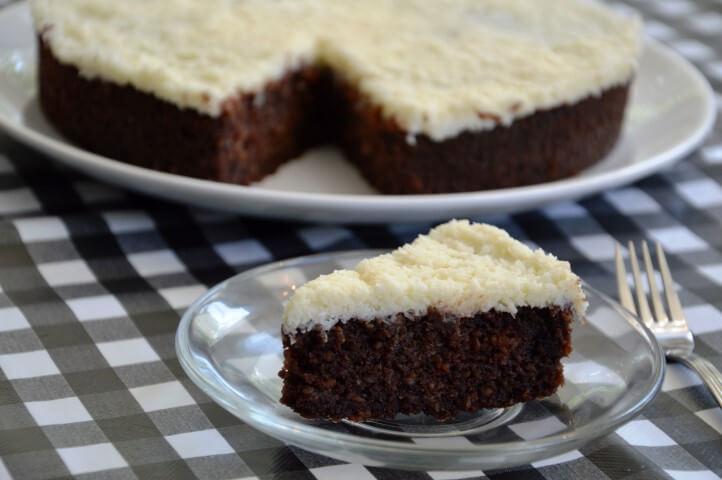 עוגת שוקולד וקוקוס לפסח