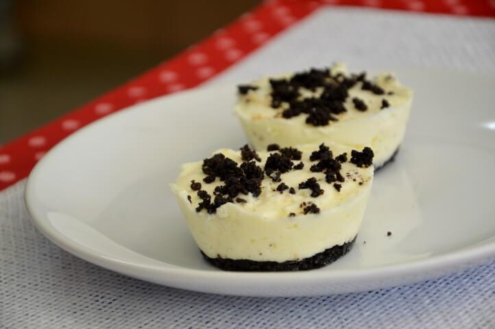 עוגת גבינה ואוראו