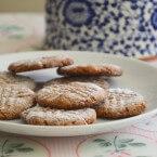 עוגיות דבש וקינמון