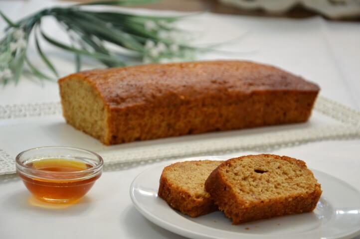 עוגת דבש ומייפל