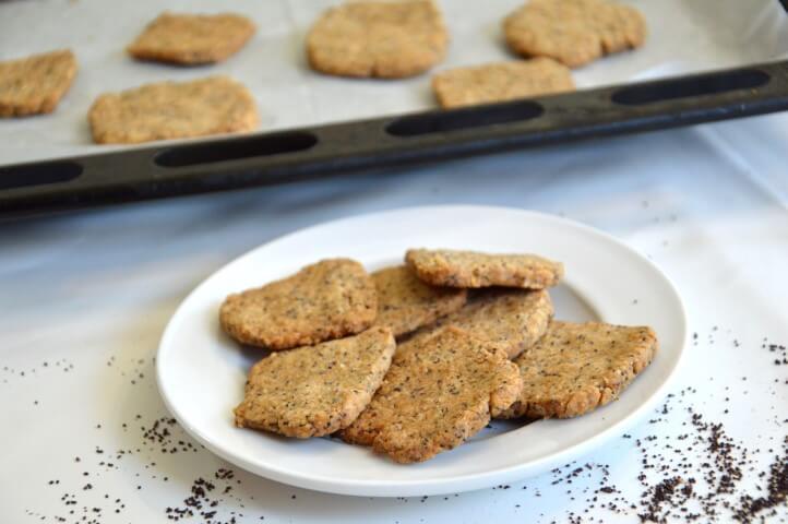 עוגיות פרג